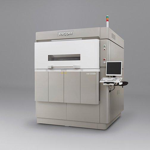 Stampante 3D Ricoh AM S5500P