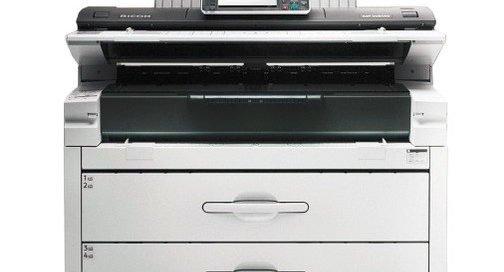 Stampanti Large e Wide Format Ricoh MP W8140SP
